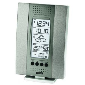Technoline WS 7014 IT - Station météo avec fonction réveil, température intérieure et extérieure
