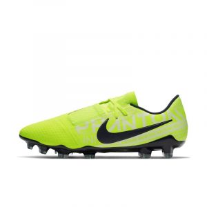 Nike Chaussure de football à crampons pour terrain sec Phantom Venom Pro FG - Jaune - Taille 39 - Unisex