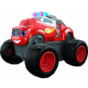 Mattel Blaze Pompier Transformable