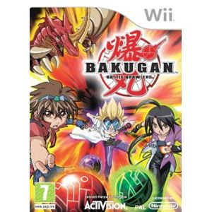 Bakugan Battle Brawlers [Wii]