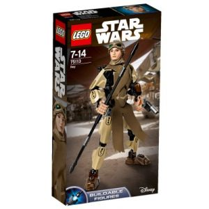 Lego 75113 - Star Wars : Rey - Buildable Figures