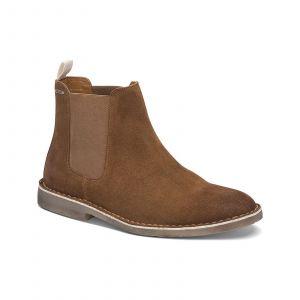Pepe Jeans Footwear Fenix Chelsea - Boots en cuir - camel