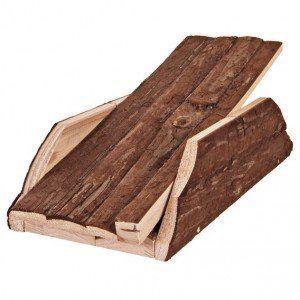 Trixie Balançoire en bois naturel pour rongeur (32 x 7 x 14 cm)