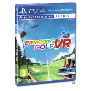 Everybody's Golf PS VR [PS4]