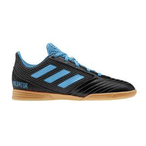 Adidas Chaussures de futsal 19.4 IN Noir / Bleu - Taille 37 y 1/3