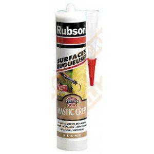 Rubson Mastic crépi 280 ml gris