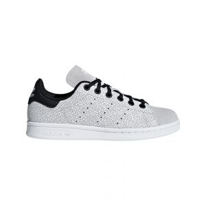 Adidas Chaussures enfant Chaussure Stan Smith Gris - Taille 36
