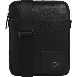 Calvin Klein Sac Jeans Sac bandoulière DIRECT Noir Noir - Taille Unique