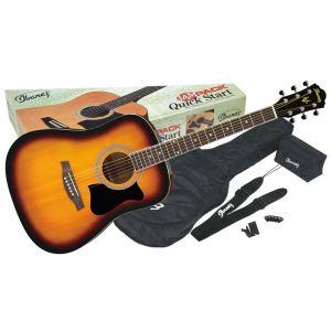 Ibanez V50NJP - Guitare folk Jampack