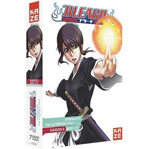 Bleach - Saison 5 : Box 1/3 : Zanpakuto The Alternate Tale (Partie 1) [DVD]