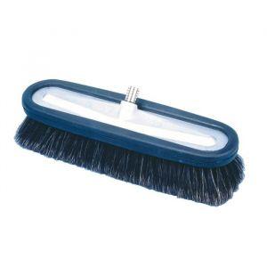 Brosse de lavage grande surface - Blanc et bleu - Cette brosse est spécialement conçue pour l'utilisation sur des grandes surfaces