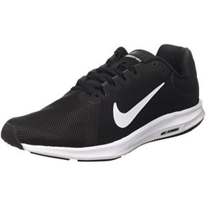 Nike Downshifter 8, Baskets Homme, Noir (Black/White-Anthracite 001), 40 EU