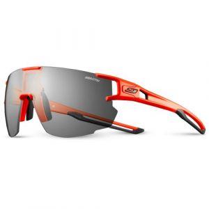 Julbo Lunettes de soleil Aerospeed Reactiv - Orange Neon / Black - Taille Clear/CAT0-3
