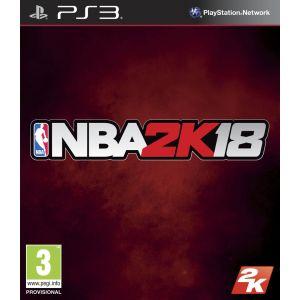 NBA 2k18 [PS3]