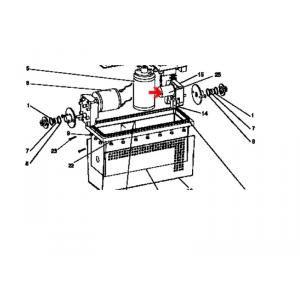 Procopi 1012011 - Bloc moteur complet de Patriote depuis 1997