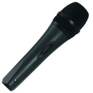 Omnitronic M-100 - Microphone dynamique USB