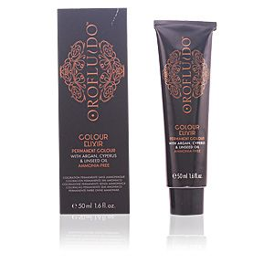 Orofluido Colour Elixir 5.3 Marron Clair Doré - Coloration permanente sans amonique