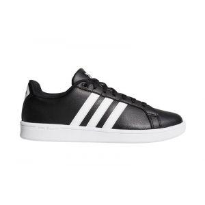 Adidas CF Advantage, Chaussures de Fitness Homme, Noir (Negbás/Ftwbla / Ftwbla 000), 42 2/3 EU