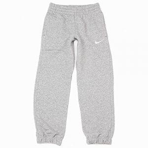 Nike Pantalon de survêtement Brushed-Fleece Cuffed pour Garçon - Gris - Taille L - Homme