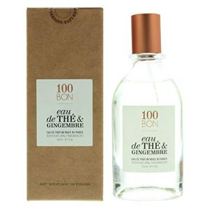 100BON Cologne - Eau de the et Gingembre - 50 ml