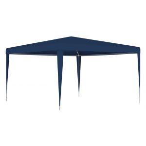 VidaXL Tente de réception 4x4 m Bleu