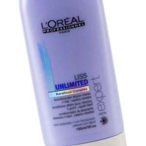 L'Oréal Liss Unlimited - Après-shampooing lissage intense 4 jours cheveux rebelles