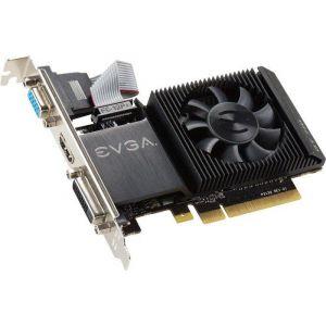 Evga Carte graphique GeForce GT 710 1 Go DDR3