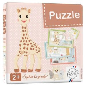 Apicoove Puzzle Sophie la Girafe