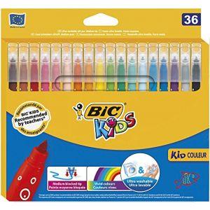 Bic Kids 36 feutres de coloriage