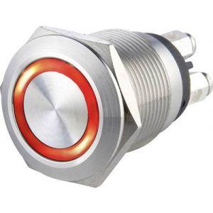 Heidemann Bouton de sonnette 1 prise 70530 acier inoxydable 24 V/0,5 A