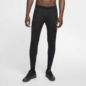 Nike Paris Saint-Germain Bas de Survêtement Strike 2.0 VaporKnit - Noir/Bordeaux/Doré - Noir - Taille Medium