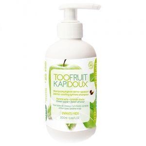 Toofruit Kapidoux - Shampooing Pomme verte / Amande 200 ml