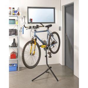 Mottez Support atelier sur pied pour vélo B058P