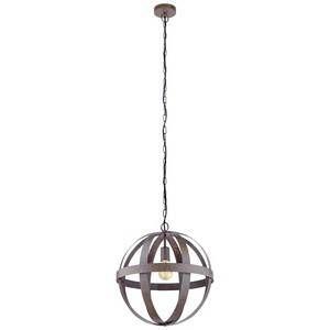 Eglo Lampe suspendue WESTBURY Rouille, 1 lumière - Moderne - Intérieur - WESTBURY
