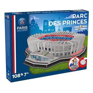 Nanostad PSG Parc des Princes en 3D