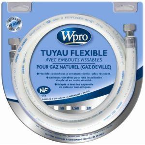 Wpro TNV 150 - Branchement gaz et électrique