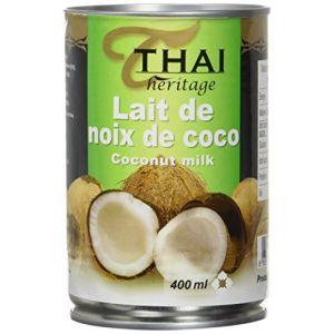 Image de Thai Heritage Lait de noix de coco 400 g