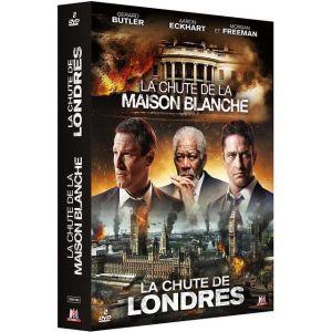 Coffret La Chute de la Maison Blanche + La chute de Londres