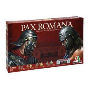 Italeri 6115 - Pax Romana Lutte à la villa romaine