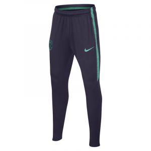 Nike Pantalon de football FC Barcelona Dri-FIT Squad Enfant plus âgé - Pourpre - Taille XS