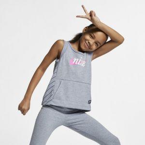 Nike Débardeur Sportswear pour Fille plus âgée - Gris - Taille XS - Female