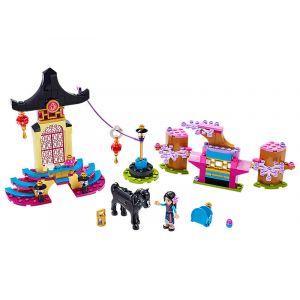 Lego Le terrain d'entraînement de Mulan - Disney - 43182