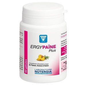 Laboratoire Nutergia Ergypaïne plus, 60 gélules