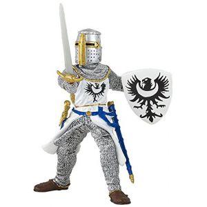 Papo Figurine chevalier blanc à l'épée