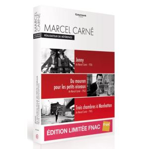 Coffret 3 films de Marcel Carné
