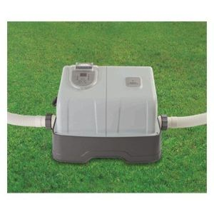 Intex 56608 st rilisateur au sel ozone pour piscine for Sterilisateur piscine