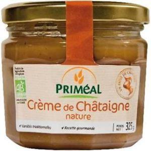 Priméal Crème de châtaigne nature Bio (325g)