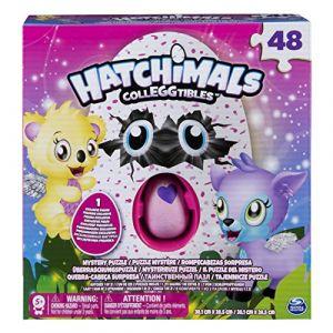 Spin Master Hatchimals avec figurine exclusive Cardinal - Puzzle 48 pièces