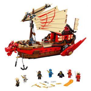 Lego NINJAGO Le QG des ninjas - 71705, Jouets de construction