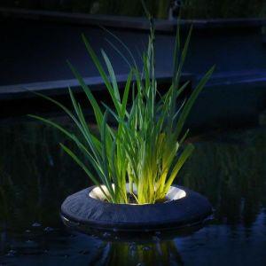 Velda Pot flottant et lumineux pour plante